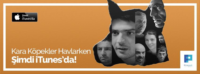 Kara Köpekler Havlarken iTunes'da